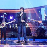 Raúl Pérez es Sergio Dalma en la gala de Eurovisión de 'Tu cara me suena'