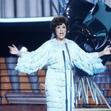 "Pepa Aniorte interpreta ""Vivo cantando"" de Salomé en la gala de Eurovisión de 'Tu cara me suena'"
