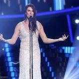 Fran Dieli es Ruth Lorenzo en la gala de Eurovisión de 'Tu cara me suena'