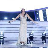 """Fran Dieli canta """"Dancing in the rain"""", de Ruth Lorenzo, en la gala de Eurovisión de 'Tu cara me suena'"""