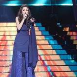 Roko es Jamala en la gala de Eurovisión de 'Tu cara me suena'