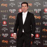 Arturo Valls en los Premios Goya 2018