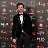 Raúl Arévalo en los Premios Goya 2018