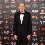 Bill Nighy en los Premios Goya 2018