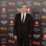 José Luis Perales en los Premios Goya 2018