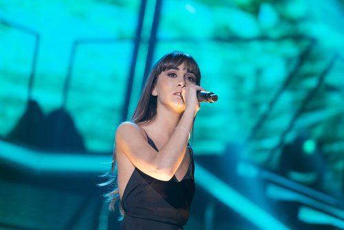 "Aitana interpreta ""Chandelier"" en la Gala Final de 'OT 2017'"