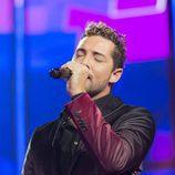 David Bisbal canta a capela en la Gala Final de 'OT 2017'