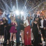 Los 16 concursantes de 'OT 2017' en la Gala Final
