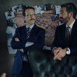 Joaquín Reyes y Antonio Garrido en 'Cuerpo de élite'