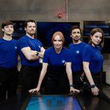 El equipo al completo de 'Cuerpo de élite' en una foto promocional