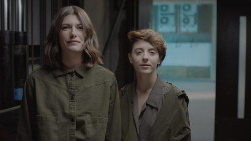 Carla y Sandra, dúo de profesoras en 'Fama a bailar'