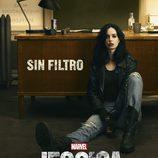 Póster de la segunda temporada de 'Jessica Jones'