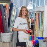 Alicia, concursante de 'Maestros de la costura'