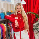 Anna, concursante de 'Maestros de la costura'