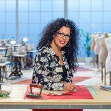 Luisa, concursante de 'Maestros de la costura'