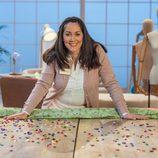 Vanessa, concursante de 'Maestros de la costura'