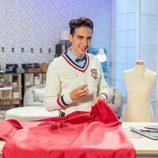 Sergio, concursante de 'Maestros de la costura'