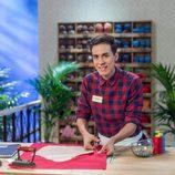 Vicente, concursante de 'Maestros de la costura'