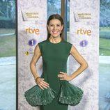 Raquel Sánchez Silva, presentadora de 'Maestros de la Costura'
