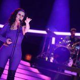 Diana Navarro imita a Mónica Naranjo en la gala 17 de 'Tu cara me suena'