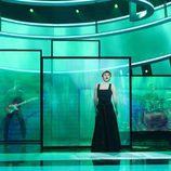 Lucía Gil homenajea a Dolores O'Riordan (de The Cranberries) en la gala 17 de 'Tu cara me suena'