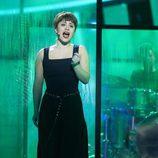 Lucía Gil imita al grupo The Cranberries en la gala 17 de 'Tu cara me suena'