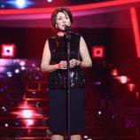 Pepa Aniorte se mete en la piel de Luz Casal en la gala 17 de 'Tu cara me suena'