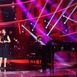 Pepa Aniorte imita a Luz Casal en la gala 17 de 'Tu cara me suena'