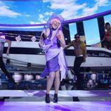 La Terremoto de Alcorcón imita a Paradisio en la gala 17 de 'Tu cara me suena'