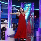 Brays Efe en la piel de Paloma San Basilio en la gala 17 de 'Tu cara me suena'