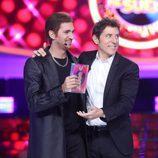 Fran Dieli se alza con la victoria en la gala 17 de 'Tu cara me suena'