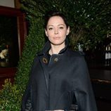 Rose McGowan posa en el Tribeca Film Institute