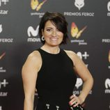 Silvia Abril en los Premios Feroz 2018