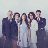 La familia García-McMahón en 'La verdad'