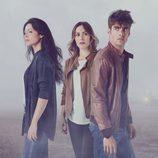 Ana Álvarez, Jon Kortajarena y Irene Montalá en 'La verdad'