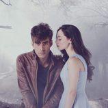 Elena Rivera y Jon Kortajarena en 'La verdad'