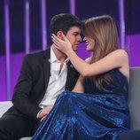 Alfred y Amaia, dos enamorados en la Gala Fiesta de 'OT 2017'