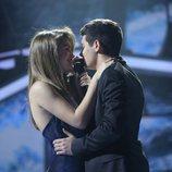 """Amaia y Alfred cantan """"Tu canción"""" en la Gala Fiesta de 'OT 2017'"""