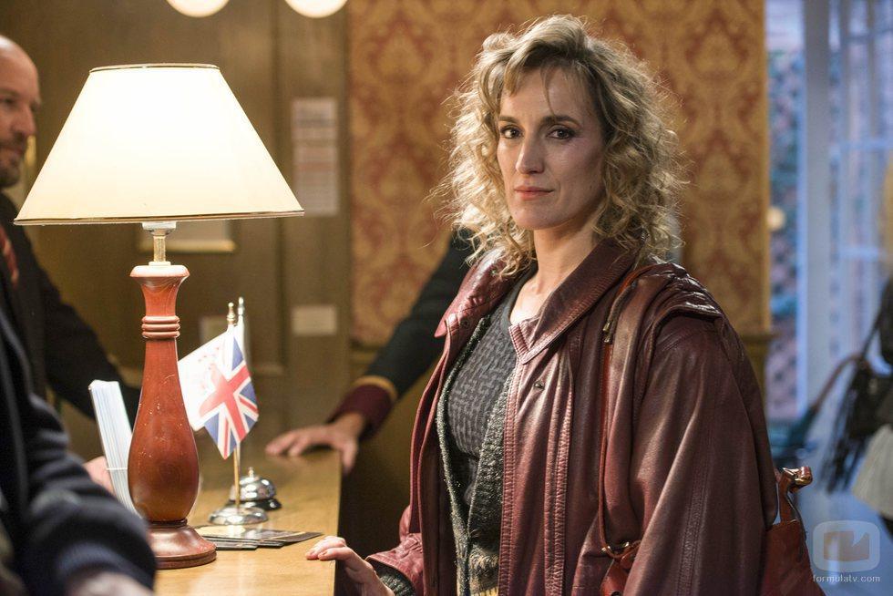 Cristina Alcázar en el capítulo dos de la 19ª temporada de 'Cuéntame cómo pasó'