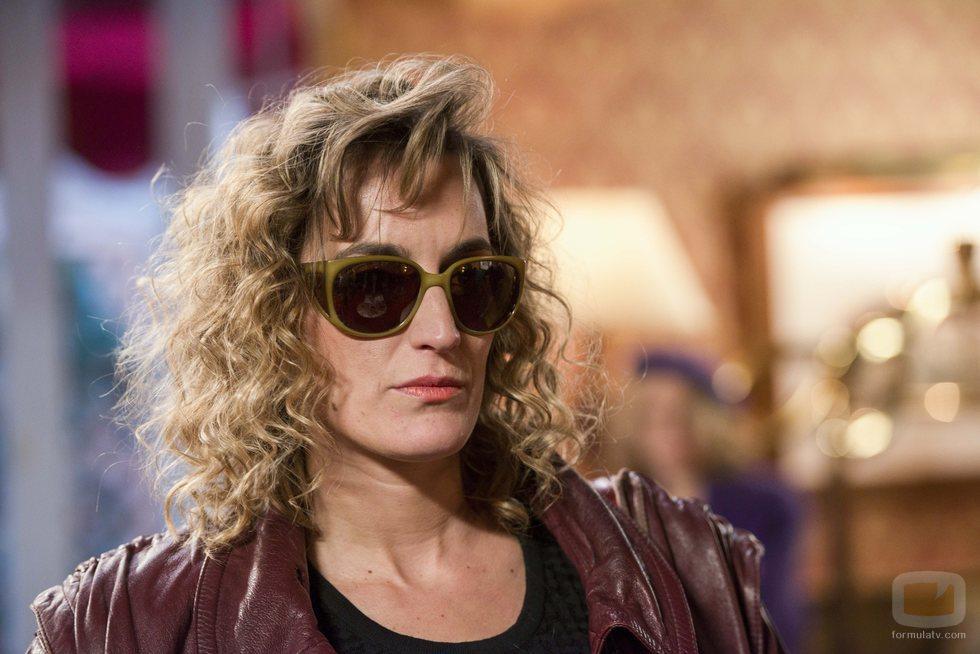 Cristina Alcázar es Juana Andrade en el segundo capítulo de la 19ª temporada de 'Cuéntame cómo pasó'