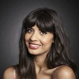 Jameela Jamil es Tahani en 'The Good Place'