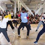 Siete aspirantes a ser concursante de 'Fama a bailar 2018' en los castings