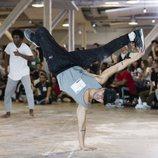 Un aspirante a concursar de 'Fama a bailar 6' en los castings