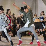Algunos bailarines demuestran su potencial en los castings de 'Fama a bailar 2018'