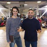 Igor Yabra e Iker Karrera, profesores de 'Fama a bailar 6' en los castings