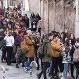 Multitudinario casting de 'Fama a bailar 6' en Madrid