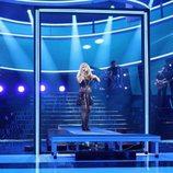 Lucía Gil es Leona Lewis en la gala 18 de 'Tu cara me suena'