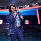 Raúl Pérez es Nino Bravo en la gala 18 de 'Tu cara me suena'