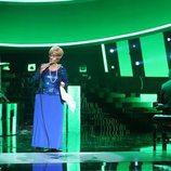 """Diana Navarro canta """"The boy from Ipanema"""" como Ella Fitzgerald en la gala 18 de 'Tu cara me suena'"""