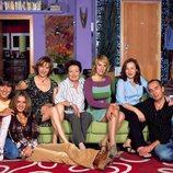 Los protagonistas de la décima temporada de '7 Vidas'